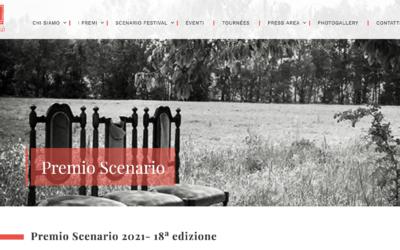 Premio Scenario 2021: tra i 40 semifinalisti anche due progetti siciliani